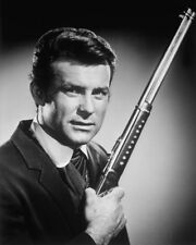 ROBERT CONRAD THE WILD WILD WEST B&W PHOTO OR POSTER