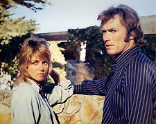 PLAY MISTY FOR ME CLINT EASTWOOD DONNA MILLS PHOTO OR POSTER