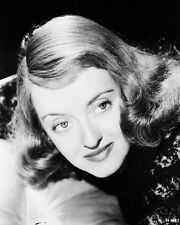 BETTE DAVIS 1930'S HEAD SHO B&W PHOTO OR POSTER