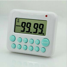 Timer Reminder Countdown up Portable Large LCD Digital Kitchen Clock Alarm 99