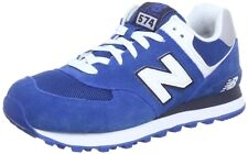 New Balance ML574CPR Royal/White Classic Running Sneakers Sizes 7 to 12