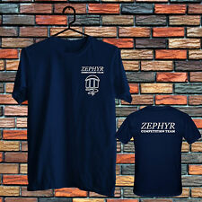 Zephyr Competition Team Z-Boys Dogtown Skateboard t shirt navy s m l xl 2xl