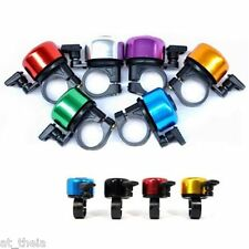 BIKE ONE TOUCH BICYCLE HANDLE BAR BELL PING RING LEVER CYCLE PUSH
