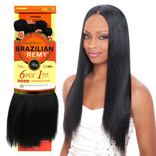Femi Collection Synthetic Brazilian Natural Nourishing Bundle Hair 6 PCs 1 Pack