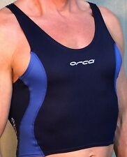 Orca Men's Swim Singlet Blue/Blue (M422)
