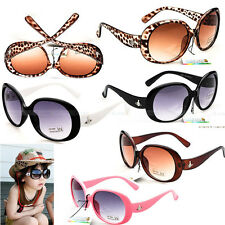 Kids Outdoor Sunglasses Boys Girl's Age Children Personality Glasses 100%UV400