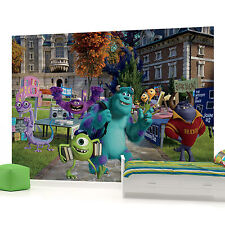 Disney Pixar Monsters University Photo Wallpaper Wall Mural (CN-333VE)
