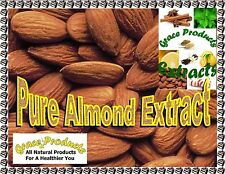 Grace Products Extra Strength Pure Almond Extract All Natural & Organic