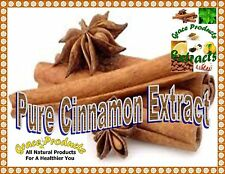 Grace Products Extra Strength Pure Cinnamon Extract  Natural & Organic