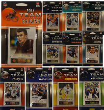 2014 Score NFL Factory Sealed Team Set with Best Players/Rookies-PICK YOUR TEAM!