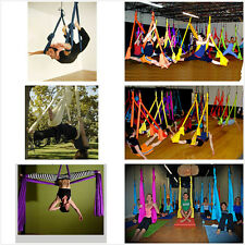 Swing Trapeze Anti-Gravity Inversion Aerial Traction Devices Flying Yoga Hammock