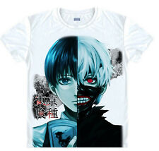 2014 New Sports T-shirt Anime Tokyo Ghoul  Full Bleed upgrade T-shirt D-02
