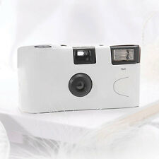 10 + CUST QTY Solid Multiple Color Disposable Camera Wedding Bridal Shower (WS)