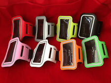 EXERCISE BIKING RUNNING GYM ARMBAND CASE POUCH FOR IPHONE 5 5S 5C IPOD TOUCH 5