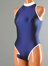 AveryDance Lycra Spandex Sleeveless Skintight Leotard Dancewear with Penis