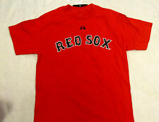 Majestic Youth Medium Boston Red Sox  Matsuzaka 18 T-shirt Tee NEW