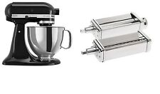 KitchenAid Artisan 5 Qt. Tilt Stand Mixer And KFETPRA Pasta & Fettuccine Set