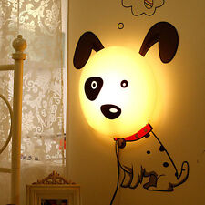 DIY Wall Sticker LED Lamp 3D rt Deco Style  Home Room Decoration 220V Light