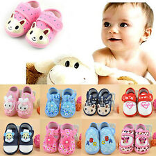 New Cute Baby Girl Boy Shoes Soft Bottom Antiskid Toddler Baby Toddlers Shoe