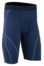 MS Mens Shorts Compressione Strato di Base Under Armour Tight pants Camicia Top Lungo