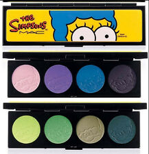 MAC  Simpsons Collection 2014 - EYESHADOW QUAD ONLY