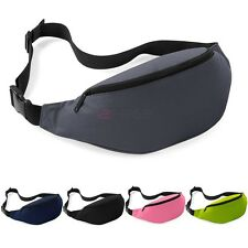 Sports Travel Holiday Security Fanny Waist BUM Pack Bag Belly Waistpack Fits All