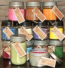 Maple Creek Candles COCONUT CHOCOLATE, CHOCOLATE CHERRY, PEANUT BUTTER, BROWNIES