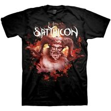 SATYRICON Album Cover SHIRT M L XL Official Tshirt Black Metal T-Shirt NEW