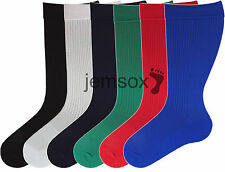 1 Paire De Performance Rugby Football Hockey Chaussettes 12.5-3.5/4-7/6-11-6