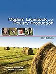 Modern Livestock and Poultry Production by James R. Gillespie and Frank Flanders