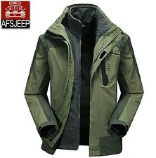 Jackets piece Battlefield Jeep Grand yards warm winter outdoor climbing