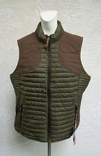 NEW Eddie Bauer Women's Hunting Microtherm Down Vest NWT Moss Green Sport Shop