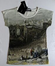 t shirt women NWT Dolce Gabbana made in Italy new size XS M L