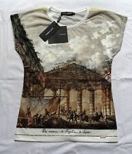 t shirt women NWT Dolce Gabbana made in Italy new size M L
