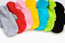 7 color 100% Cotton Coat Sweater Jumper Hoodie Small Boy Girl Dog Clothes S~XXL