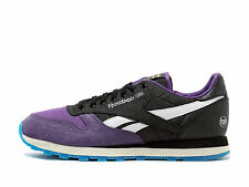 Reebok CLASSIC CL LEATHER R12 x 3.V.O.7 Purple V60853 Running Trainers Japan