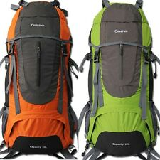 CLEARANCE CHEAP 60L Outdoor Backpack Camping Hiking Travel Shoulder Bag Luggage