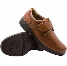 MENS COMFORT FAUX LEATHER LIGHT WEIGHT BOYS SHOES FORMAL OFFICE CASUAL WORK