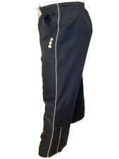 New tags HEAD Soft Navy Woven Jogging/Tracksuit Trousers Plus Size 20 LAST PAIR