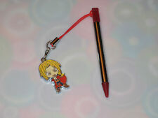 Nintendo 3DS Retractable Stylus w/ Fullmetal Alchemist Edward Ed Charm Attached