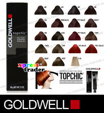 Goldwell Topchic Permanent Colour Hair Dye 60ml