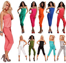 Autumn Jumpsuit Overalls Pants Romper Clubwear Gogo dance 4 Colors @ XY4005