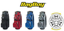 NEW BAGBOY REVOLVER LTD CART BAG. CHOOSE YOUR COLOR. BAG BOY