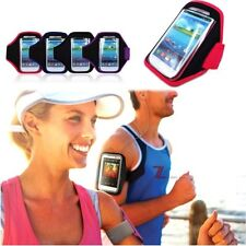 Gym Running Sports Armband Case Pouch for Samsung Cell Phone, Smartphone