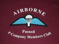 Passed - P Company Members Club - The Parachute Regiment & Airborne Forces