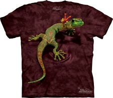 Peace Out Gecko Kids T-Shirt from The Mountain. Boy Girl Child Sizes NEW
