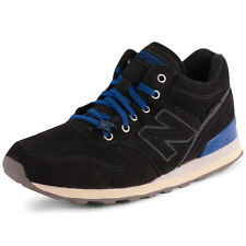 New Balance 996 Womens Suede Black Trainers New Shoes All Sizes
