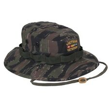Rothco Mens Military Hat - Vietnam Veteran Boonie Hat, Tiger Stripe