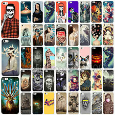 New Fashion Classic Design Pattern Phone Skin Cover Case for iPhone 4S 5 5S 5C