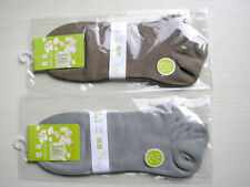 Lot 3 New Pair Silk Knit Ankle Socks